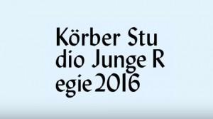 Körber Studio 2016 Bild